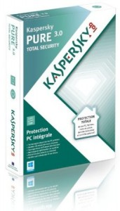 41jQAQRn5AL. SY450  171x300 Telecharger Kaspersky pure 3.0 total security Crack